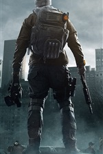 Preview iPhone wallpaper Tom Clancy's The Division