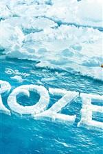 Preview iPhone wallpaper Disney movie Frozen