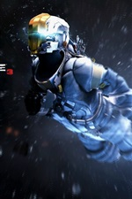 Preview iPhone wallpaper EA game, Dead Space 3