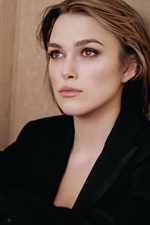 Preview iPhone wallpaper Keira Knightley 04