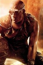 Vin Diesel, Riddick, 2013 movie
