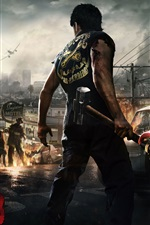 Preview iPhone wallpaper Dead Rising 3