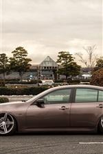 Infiniti G35 car