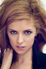 Preview iPhone wallpaper Anna Kendrick 01