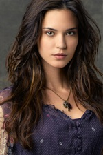 Preview iPhone wallpaper Odette Annable 01