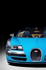 2013 Bugatti Veyron 16.4 Grand Sport Vitesse supercar