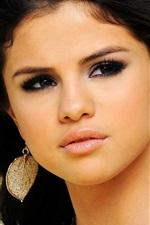 Preview iPhone wallpaper Selena Gomez 08