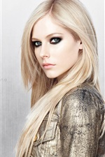 Preview iPhone wallpaper Avril Lavigne 48