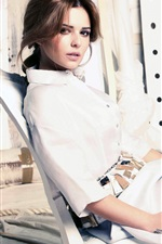 Preview iPhone wallpaper Cheryl Cole 06