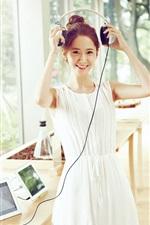 미리보기 iPhone 배경 화면 한국, 소녀 시대, 윤아 04