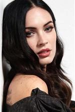 Preview iPhone wallpaper Megan Fox 11