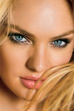 Preview iPhone wallpaper Candice Swanepoel 17