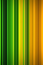 Preview iPhone wallpaper Colorful abstract stripes