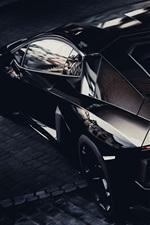 미리보기 iPhone 배경 화면 그란 투리스모 5, 람보르기니 Aventador LP700-4 초차