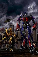 Vorschau des iPhone Hintergrundbilder Transformers 4: Age of Extinction