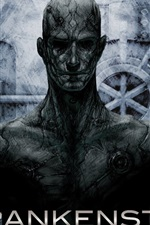 Preview iPhone wallpaper I, Frankenstein