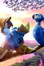 Preview iPhone wallpaper Rio 2