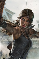 Preview iPhone wallpaper Tomb Raider: Definitive Edition