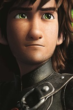 Preview iPhone wallpaper 2014 How to Train Your Dragon 2