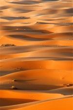 미리보기 iPhone 배경 화면 아프리카, 모로코, 사막, 사하라 사막 모래 언덕