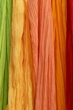 Preview iPhone wallpaper Colorful colors, rainbow, cloth