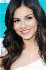 Preview iPhone wallpaper Victoria Justice 15