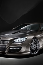 BMW M6 Coupe, Hamann car