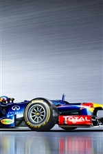 Preview iPhone wallpaper Formula 1, F1, red bull, supercar