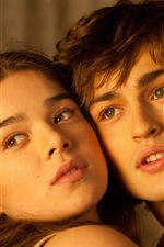 Preview iPhone wallpaper Romeo and Juliet 2013, Hailee Steinfeld, Douglas Booth