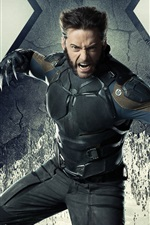 Vorschau des iPhone Hintergrundbilder Hugh Jackman, X-Men: Days of Future Past
