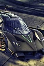 Pagani Zonda R supercar