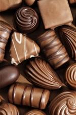 Sweet food, chocolate