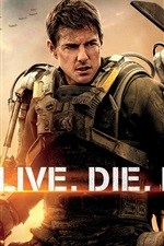 Preview iPhone wallpaper Edge of Tomorrow 2014 HD