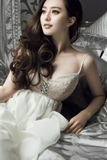 Preview iPhone wallpaper Fan Bingbing 07