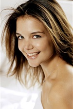 Preview iPhone wallpaper Katie Holmes 04