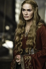 Preview iPhone wallpaper Lena Headey in Game of Thrones