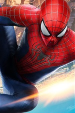Preview iPhone wallpaper The Amazing Spider-Man 2 movie HD