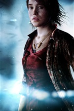 Preview iPhone wallpaper Beyond: Two Souls
