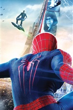 Preview iPhone wallpaper 2014 movie, The Amazing Spider-Man 2