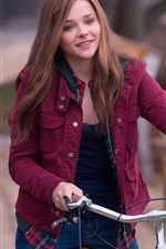 Preview iPhone wallpaper If I Stay, Chloe Grace Moretz