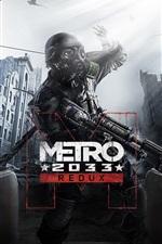 Preview iPhone wallpaper Metro 2033 Redux
