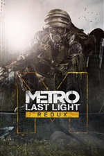 Preview iPhone wallpaper Metro: Last Light Redux
