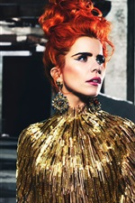 Preview iPhone wallpaper Paloma Faith 01