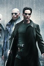 Preview iPhone wallpaper 1999 movie, The Matrix