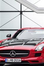 미리보기 iPhone 배경 화면 2014 메르세데스 - 벤츠 SLS AMG GT-최종 에디션 초차