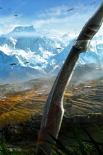 Preview iPhone wallpaper Far Cry 4 HD