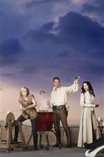 Vorschau des iPhone Hintergrundbilder Once Upon A Time, TV-Serie HD
