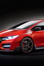 2014 Honda Civic Type R Concept car