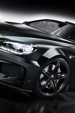 Preview iPhone wallpaper BMW M6 black car