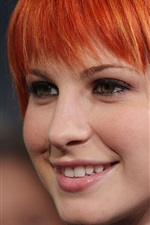 Preview iPhone wallpaper Hayley Williams 07